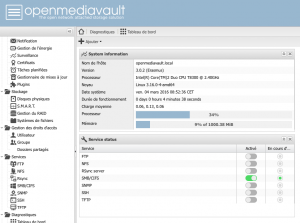 openmediavault_apercu_interface_web
